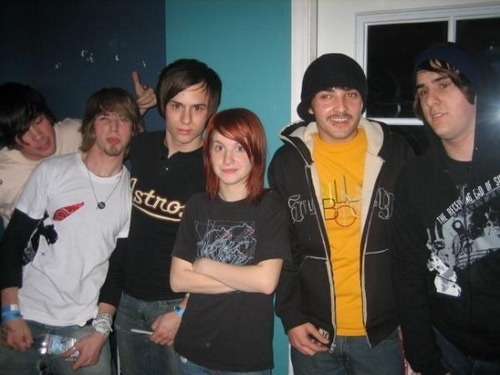 Old/Rare Paramore pictures