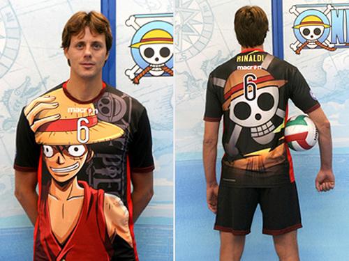 One Piece Jerseys