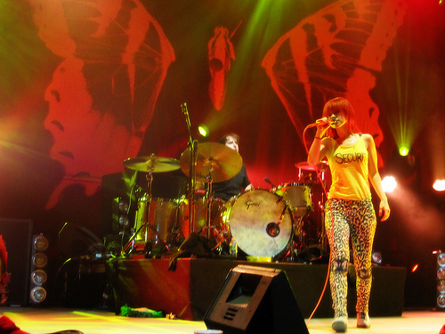 Paramore in Council Bluffs