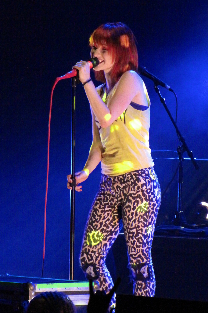 paramore in Moline