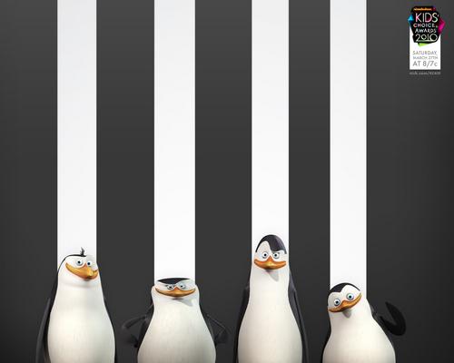Penguins of madagascar achtergrond