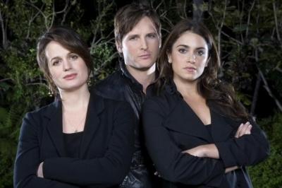 Peter, Elizabeth, and Nikki Outtake - the-cullens Photo