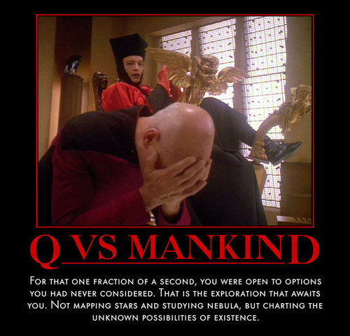 Q vs Mankind