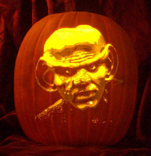 Quark - the pumpkin!!!