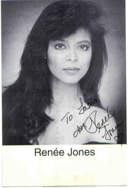 Renee Jones / Lexie