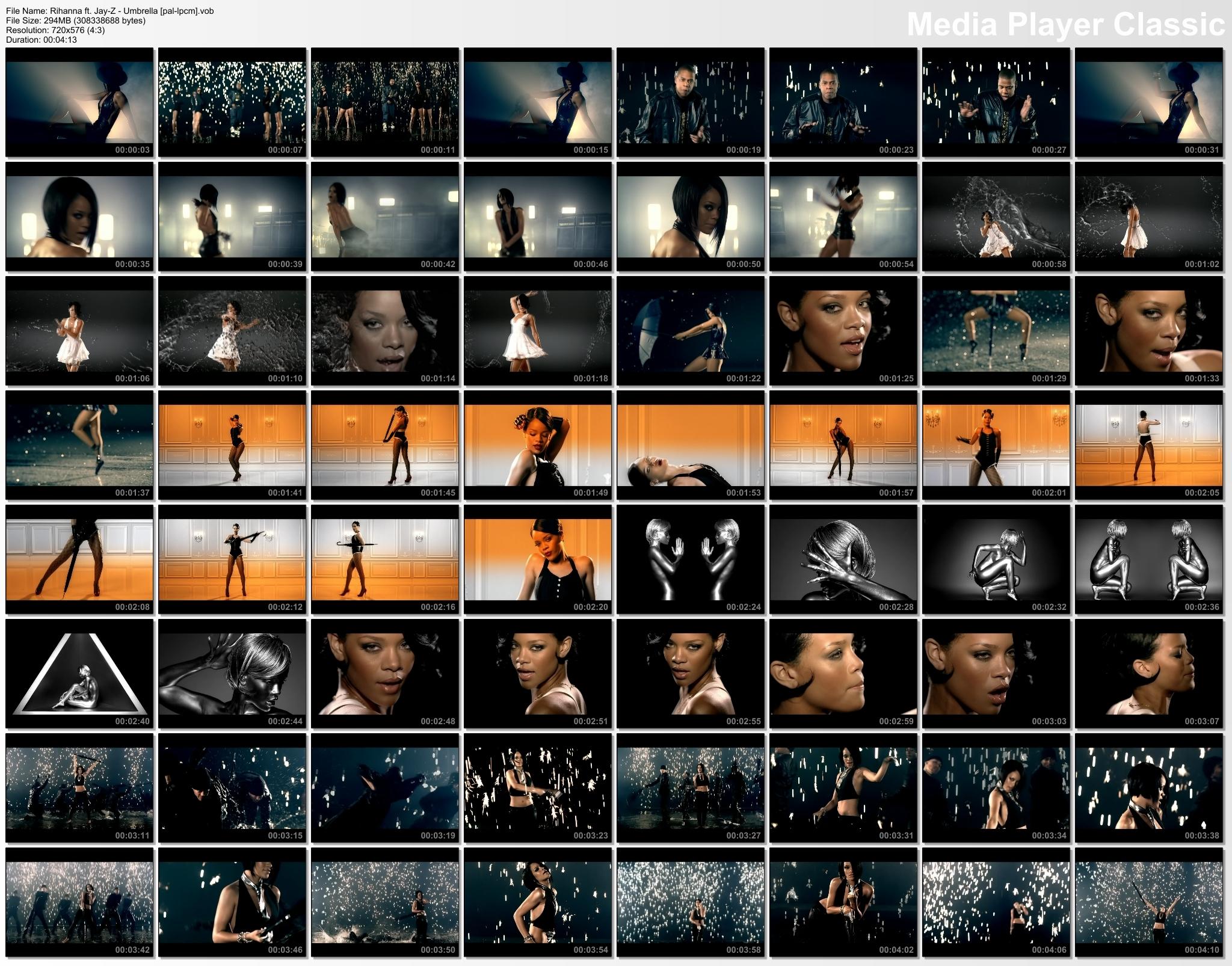 Rihanna - Umbrella HD - Download MP3 and MP4 for free