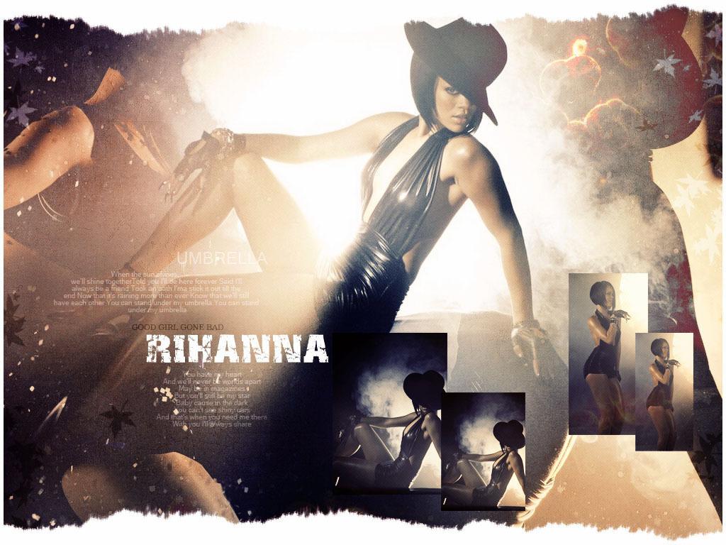 rihanna umbrella music video