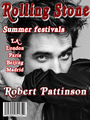 Robert Pattinson Rolling Stone Magazine Cover - robert-pattinson fan art