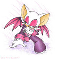 Rouge the Bat - rouge-the-cool-bat fan art