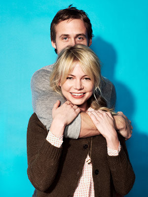 Ryan sisiw ng gansa & Michelle Williams Sundance 2010 Photoshoot
