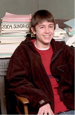 Ryan Kelley @ Sundance 2004