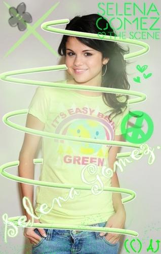 Selena アイコン ;)