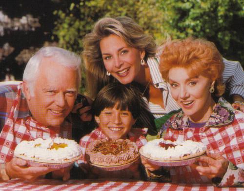 Shawn, Shawn D, Lisa, and Caroline in 1994