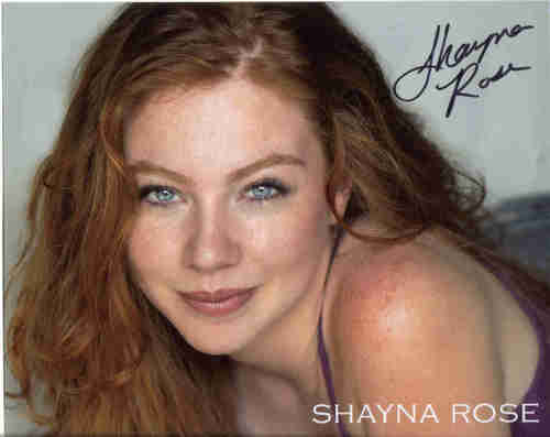 Days of Our Lives wallpaper entitled Shayna Rose / Stephanie
