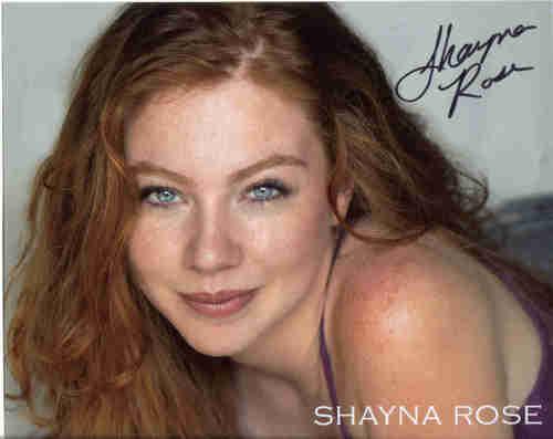 Shayna Rose / Stephanie