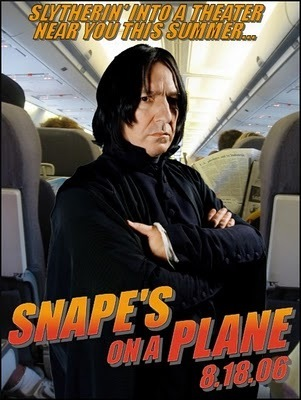 Snape's on a Plane
