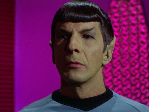 Spock :)
