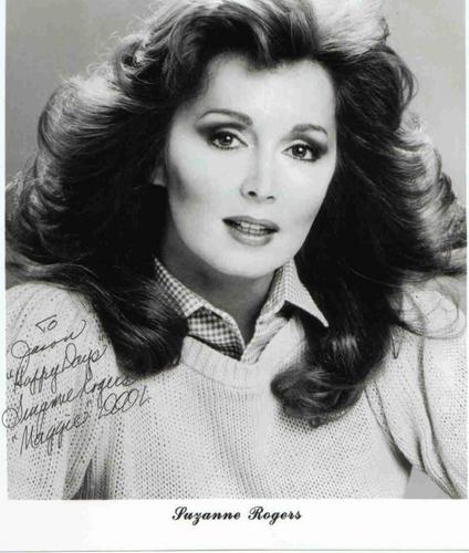Days of Our Lives wallpaper entitled Suzanne Rogers / Maggie
