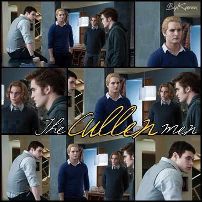 The Cullen men