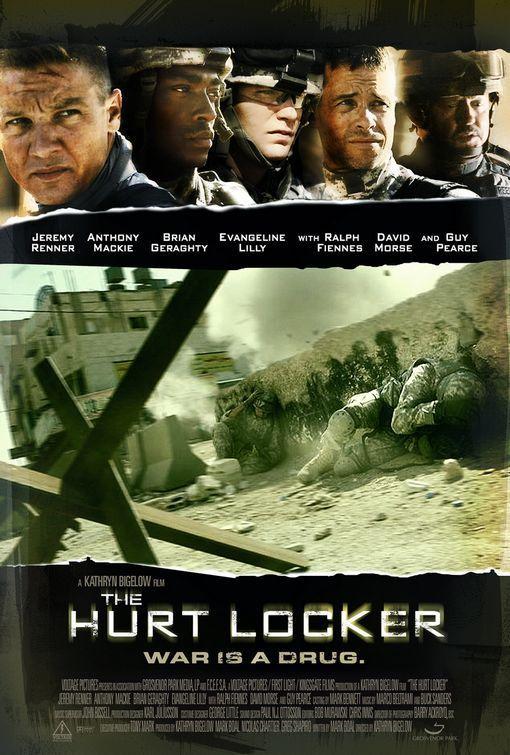 Hurt Locker Movie