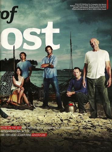 The Last of Lost
