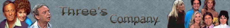 Three's Company Banner