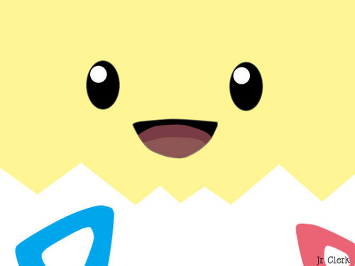Togepi wallpaper entitled Togepi