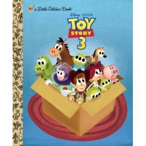 Toy Story 3 Golden Book