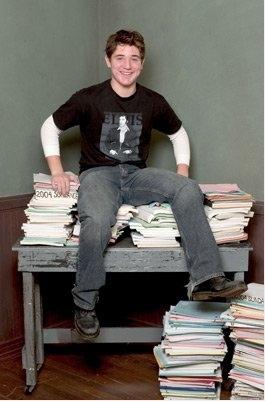 Trevor মরগান @ Sundance 2004