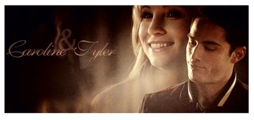 Tyler, Caroline art