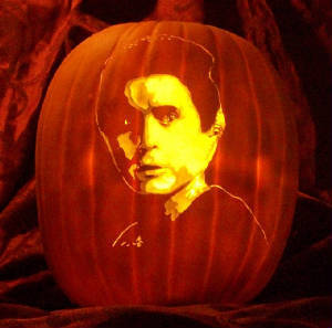 Weyoun - the pumpkin!!!