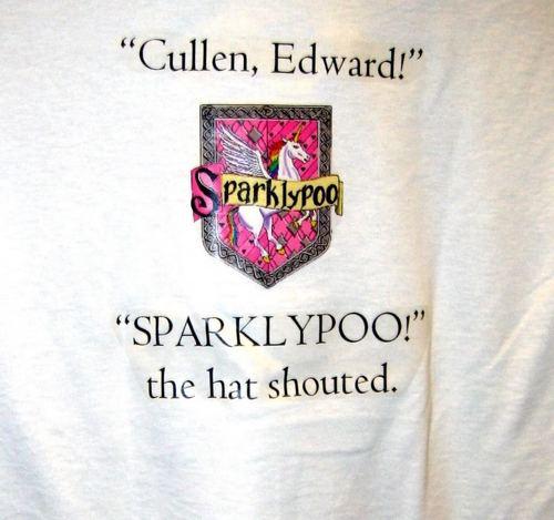 When Edward Went to Hogwarts