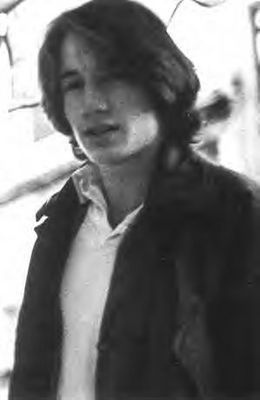 Young David Duchovny