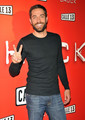 Zachary Levi Presents Season 3 of 'Chuck' @ the Palacio del Retiro Hotel in Madrid (May 6, 2010)