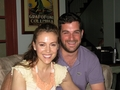 Alyssa & David Bugliari  - alyssa-milano photo