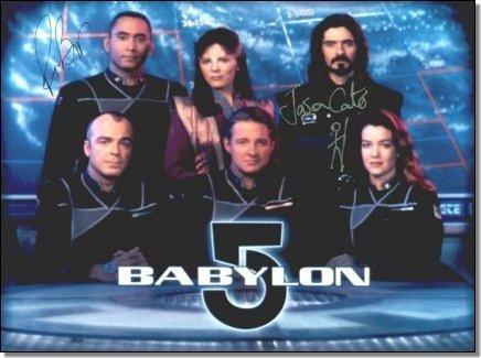 babylon 5 crew
