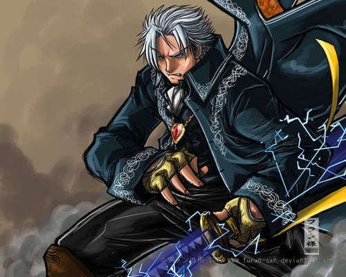 The Sons Of Sparda Images Dante And Vergil HD Wallpaper