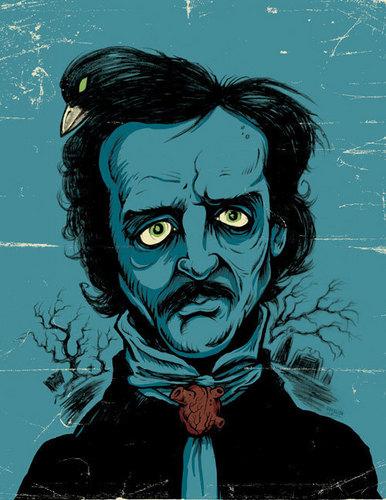 Edgar Allan Poe 壁纸 called eap