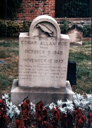 Edgar Allan Poe Обои entitled eap