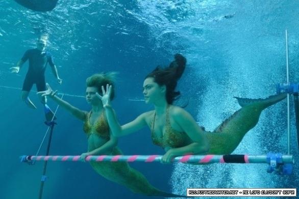 Как сделать сериал про русалок - ЮгАгро