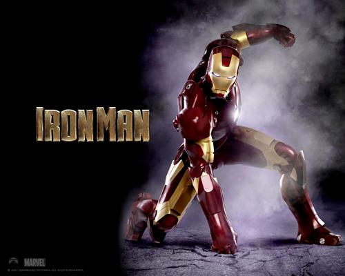iron man 2 바탕화면