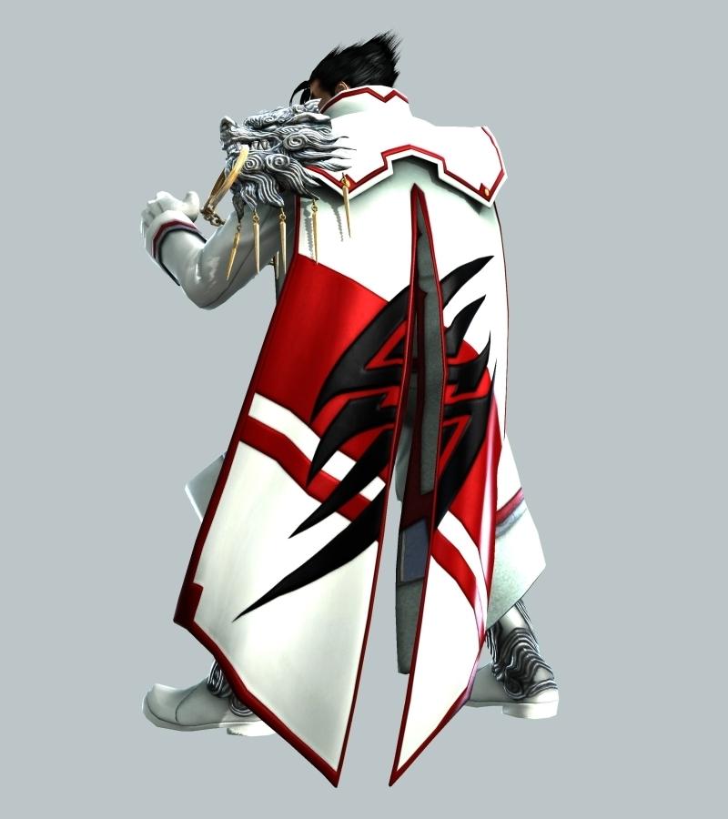 Jin Kazama Tekken Foto 12041366 Fanpop