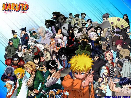 Naruto wallpaper called naruto
