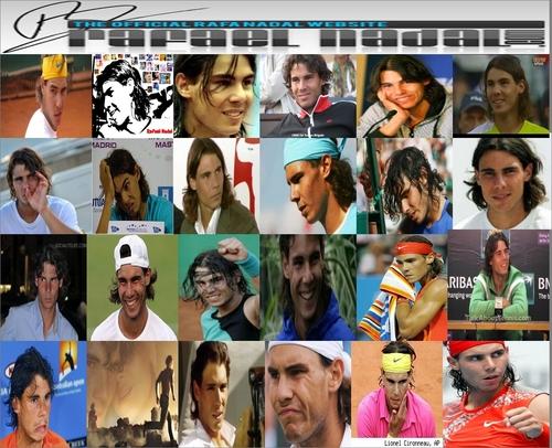 rafa mix faces *****