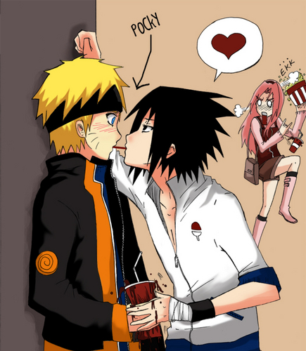 sasuke & naruto love story images sasunaru HD wallpaper and background photos