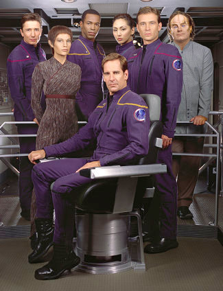 Star Trek - Enterprise wallpaper titled Enterprise Crew