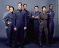 Enterprise cast - star-trek-enterprise photo