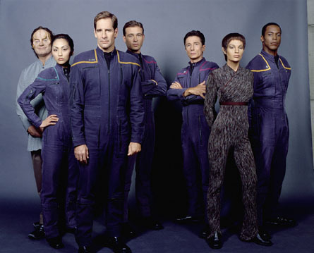 Enterprise cast
