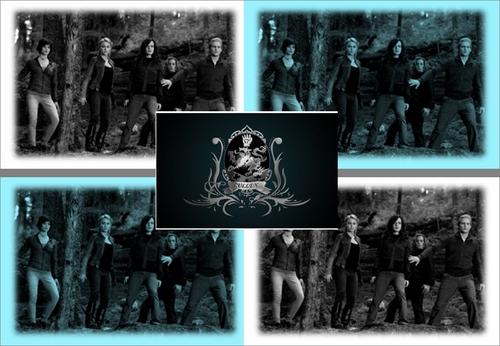 the cullen clan