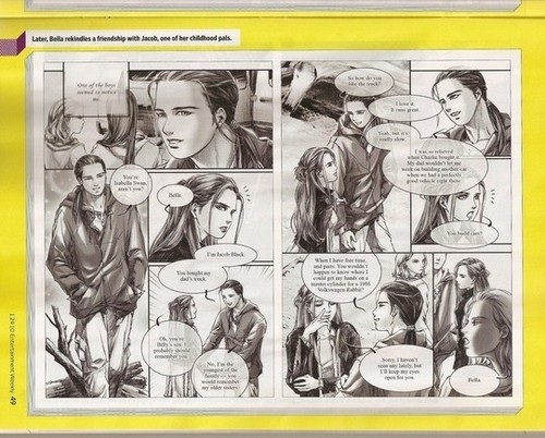 twiliht graphic novel
